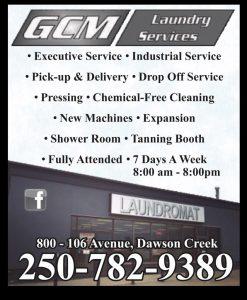 GCM Laundry Services